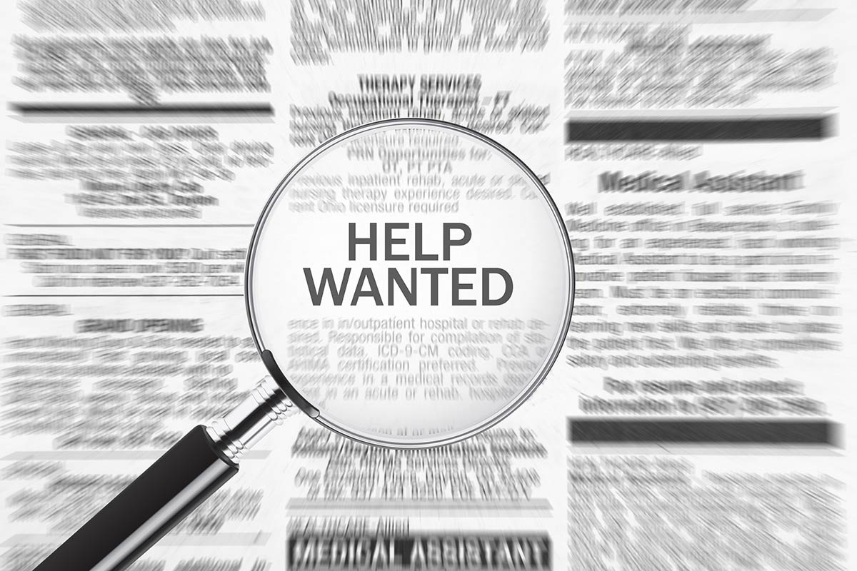 Help Wanted? Or Why Facebook Isn't a Job Board